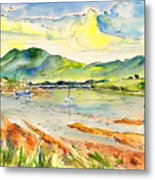 Isle Of Skye 01 Metal Print