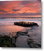 Isle Of The Setting Sun Metal Print