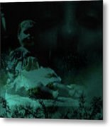 Isolation From Within Metal Print