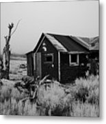 Isolation Metal Print