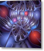 Isolation Of Dogmatic Acceptance Metal Print