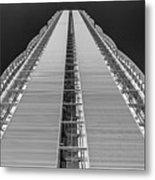 Isozaki Tower - Allianz Metal Print