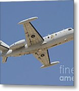 Israeli Air Force 1124n Seascan Patrol Metal Print