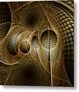 Issuance Of The Metropole Metal Print