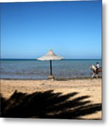 It Is A Daily Event Metal Print