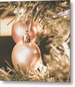 It Is Christmas 3 Metal Print
