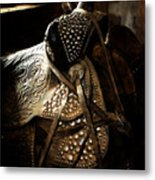 It Is The Way You Ride Metal Print