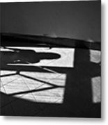It Leaves... Do Not Hold It... Metal Print