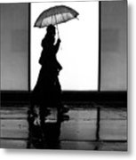 It Was A Rainy Day No 6 Metal Print