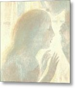 It Was A Religious Mystery Metal Print