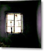 It Was Her Room... Metal Print