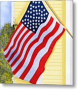 It Will Fly Until They All Come Home Metal Print