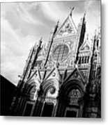 Italian Church Metal Print