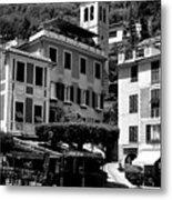 Italian Riviera Metal Print