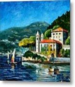 Italy - Lake Como - Villa Balbianello Metal Print