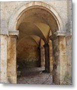 Italy - Door Sixteen Metal Print