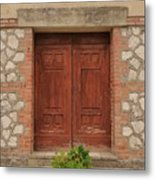Italy Door - Twenty Six  Metal Print