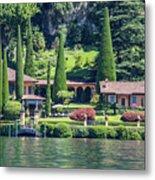 Italy Home Metal Print