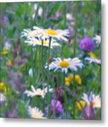 It's A Daisy Kind Of Day Metal Print