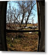 It's All A Matter Of Perspective Metal Print