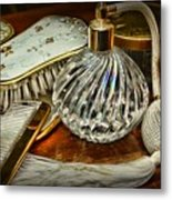 Its All About Glamour Metal Print