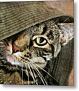 It's All About Me Metal Print