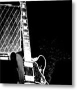 Its All Rock N Roll Metal Print