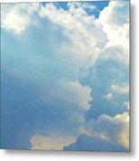 It's Clouds Illusions I Recall 1 Metal Print