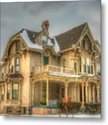 Its History-3 Metal Print by Robert Pearson