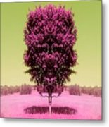 Its In The Tree Metal Print