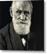 Ivan Pavlov, Russian Physiologist Metal Print