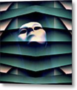 I've Seen That Face Before Metal Print