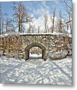 Ivy Bridge Winter Metal Print