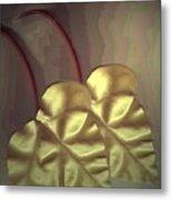 Ivy Heart Metal Print