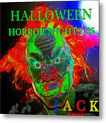 Jack Is Back Hhn 25 Poster Art B Metal Print