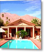 Jack Warner Estate Metal Print