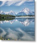 Jackson Lake 80 Metal Print