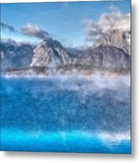 Jackson Lake - Teton National Park Metal Print