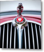 Jaguar Mark 2 Metal Print
