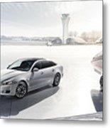 Jaguar Xj Ultimate 2013 Metal Print