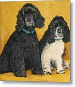 Jake And Lucy Metal Print