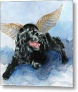 Jake Angel Metal Print