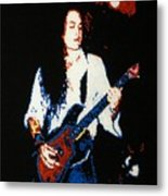 Jake E. Lee Metal Print