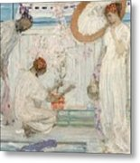 -   James Abbott Mcneill Whistler Metal Print