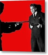 James Cagney As Gangster  Rocky Sullivan In Angels With Dirty Faces 1938-2008 Metal Print