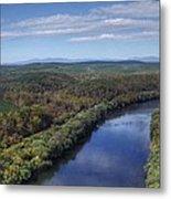 James River State Park Metal Print