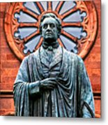 James Smithson Metal Print by Christopher Holmes