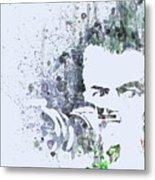 James Steward  Rear Window Metal Print