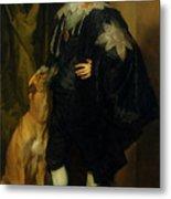 James Stuart - Duke Of Richmond And Lennox                       Metal Print