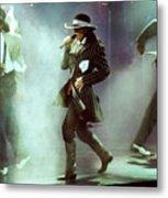 Janet Jackson 90-2379 Metal Print
